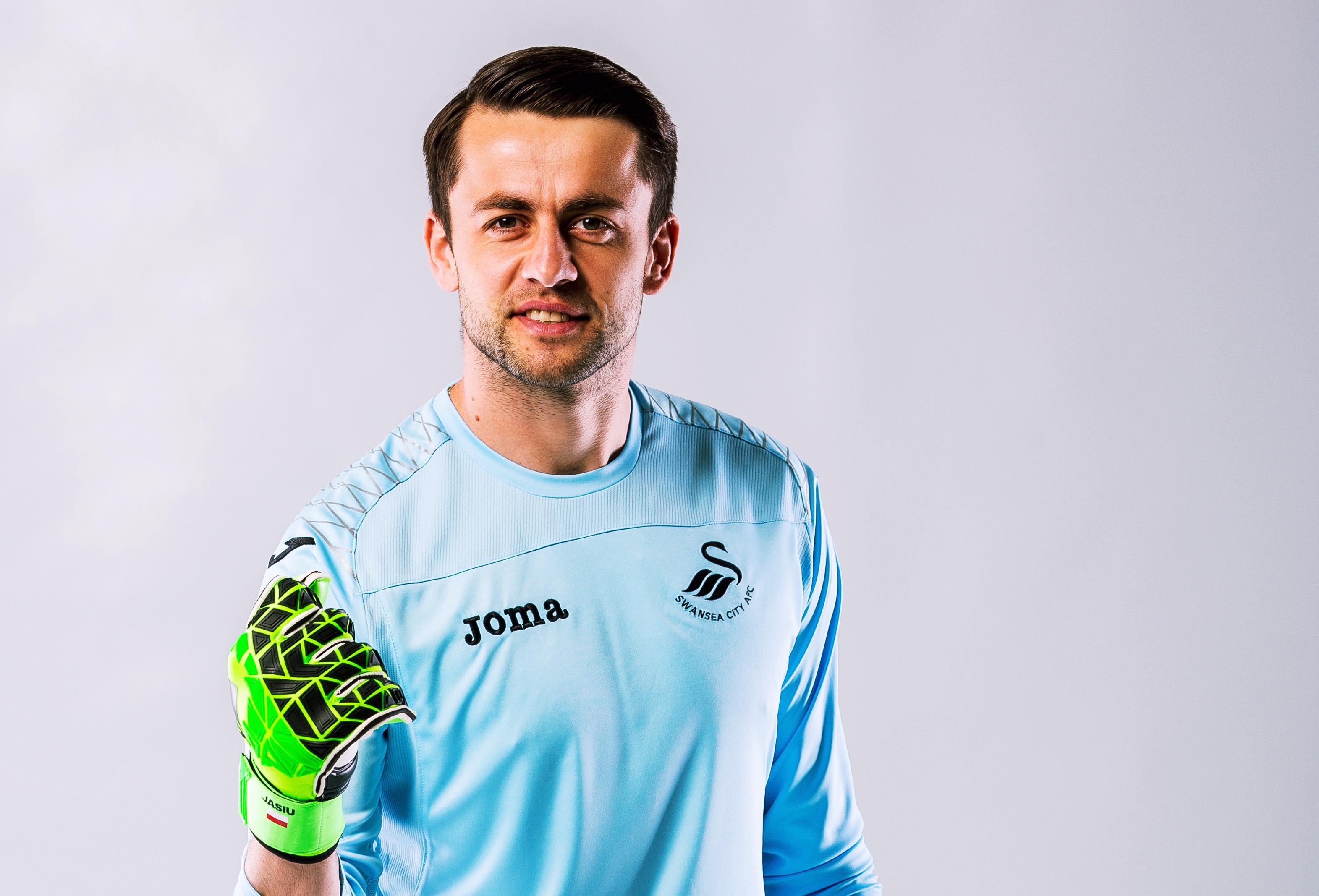 premium selection 84bb5 bb1bf Swansea City Home and Away Kit for the Season 2017-2018 ...